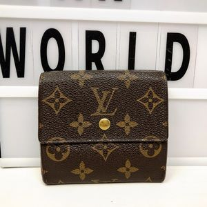 Louis Vuitton Elise Monogram Vintage Small wallet